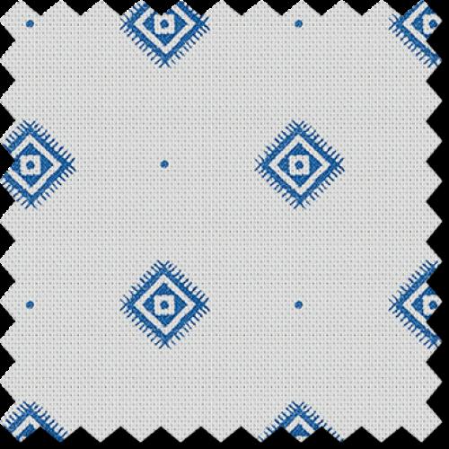 Fringed Diamond 0406